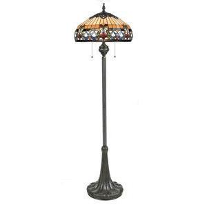Belle Fleur - Three Light Floor Lamp