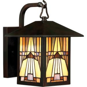 Inglenook - 100W One Light Outdoor Small Wall Lantern