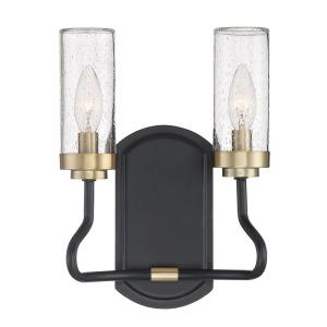 Tenor - Two Light Wall Sconce