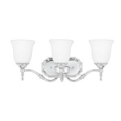 Quoizel Lighting TT8603C Tritan - Three Light Bath Bar