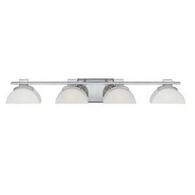Quoizel Lighting TTN8604C Trenton - Four Light Bath Bar