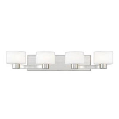 Quoizel Lighting TU8604BN Tatum - Four Light Bath Bar