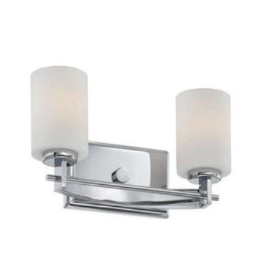 Quoizel Lighting TY8602C Taylor - Two Light Bath Vanity