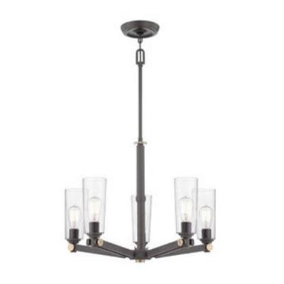 Quoizel Lighting UPEV5005WT East Village - Five Light Chandelier
