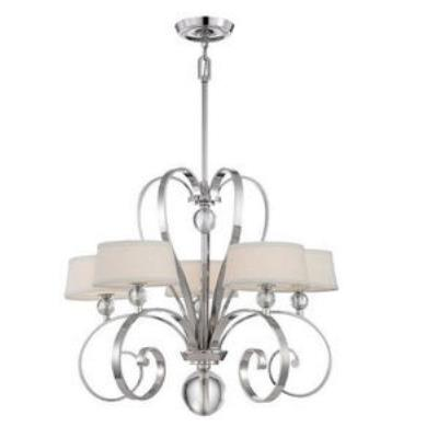 Quoizel Lighting UPMM5005IS Madison Manor - Five Light Chandelier