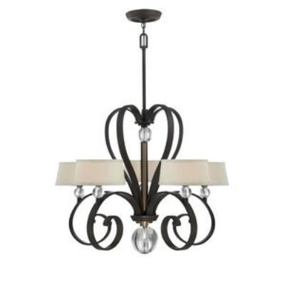 Quoizel Lighting UPMM5005WT Uptown Madison Manor - Five Light Chandelier