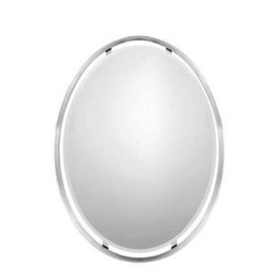 "Quoizel Lighting UPRZ43426C Uptown Ritz - Decorative 26"" Mirror"