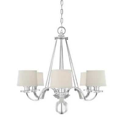 Quoizel Lighting UPSP5006IS Uptown Sutton Place - Six Light Chandelier