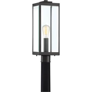 Westover - One Light Outdoor Post Lantern