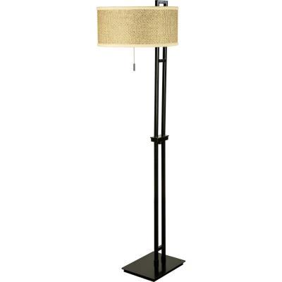 Quoizel Lighting ZE9363 Zen - Two Light Floor Lamp