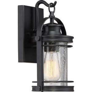 Booker - One Light 100W Small Outdoor Wall Lantern