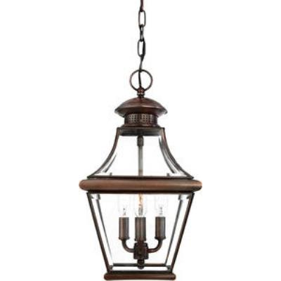Quoizel Lighting CAR1801AC Carleton - Three Light Large Hanging Lantern