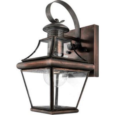 Quoizel Lighting CAR8406AC Carleton - One Light Small Wall Lantern