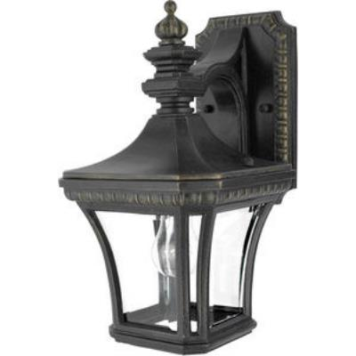 Quoizel Lighting DE8958IB Devon - One Light Small Wall Lantern