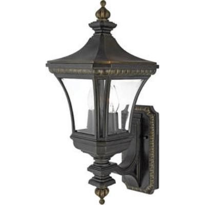 Quoizel Lighting DE8959IB Devon - Two Light Medium Wall Lantern