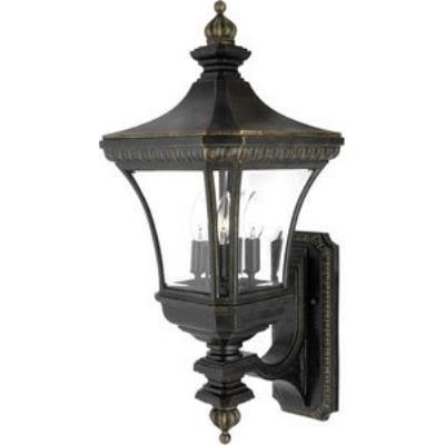 Quoizel Lighting DE8960IB Devon - Three Light Wall Lantern