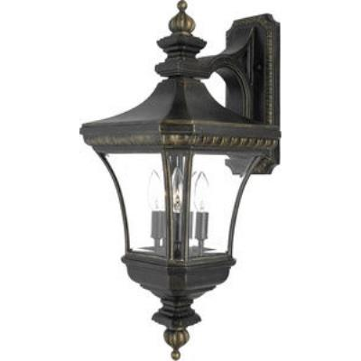 Quoizel Lighting DE8961IB Devon - Three Light Large Wall Lantern