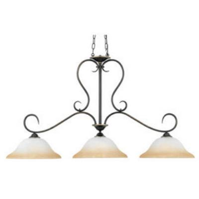 Quoizel Lighting DH348PN Duchess - Three Light Island