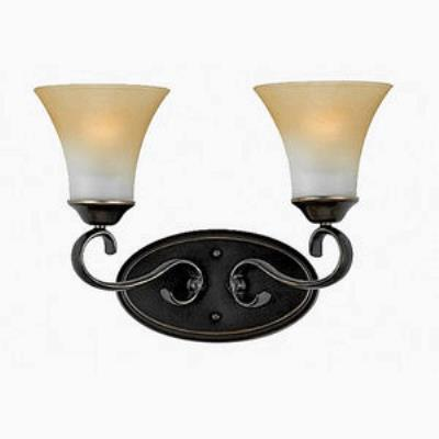 Quoizel Lighting DH8602PN Duchess - Two Light Bath Bar
