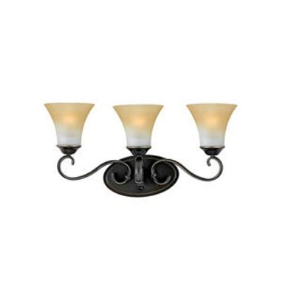 Quoizel Lighting DH8603PN Duchess - Three Light Bath Bar
