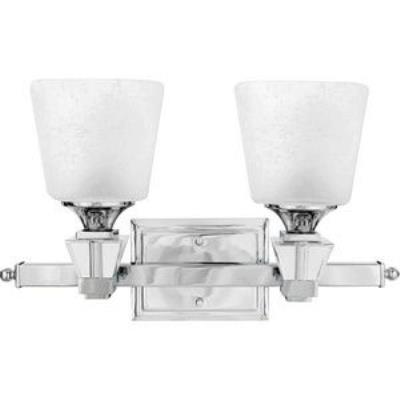 Quoizel Lighting DX8602C Deluxe - Two Light Bath Bar