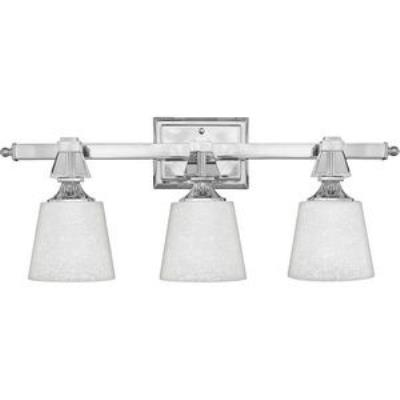 Quoizel Lighting DX8603C Deluxe - Three Light Bath Bar