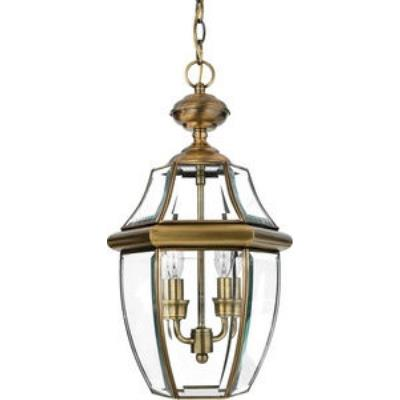 Quoizel Lighting NY1178A Newbury - Two Light Medium Hanging Lantern