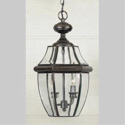 Quoizel Lighting NY1178AC Newbury - Two Light Medium Hanging Lantern