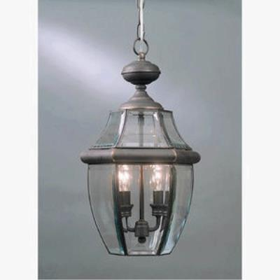 Quoizel Lighting NY1178Z Newbury - Two Light Medium Hanging Lantern