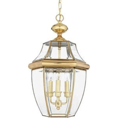 Quoizel Lighting NY1179B Newbury - Three Light Large Hanging Lantern
