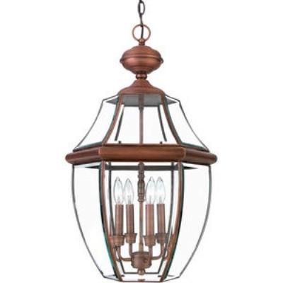 Quoizel Lighting NY1180AC Newbury - Four Light Extra Large Hanging Lantern