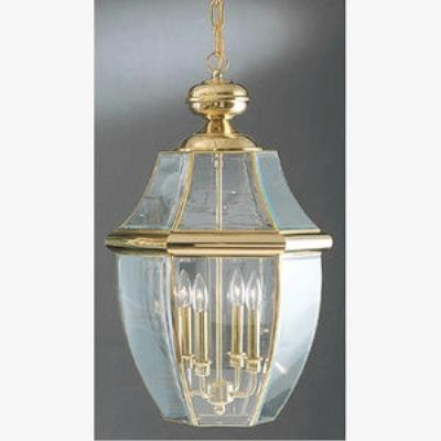 Quoizel Lighting NY1180B Newbury - Four Light Extra Large Hanging Lantern