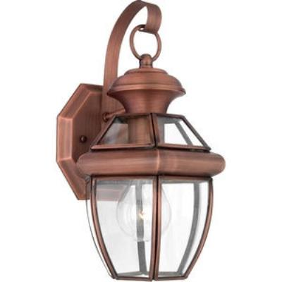 Quoizel Lighting NY8315AC Newbury - One Light Small Wall Lantern