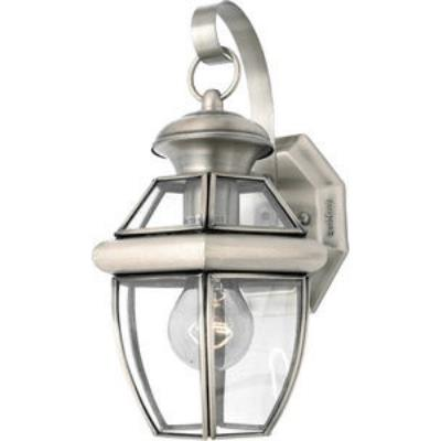 Quoizel Lighting NY8315P Newbury - One Light Small Wall Lantern