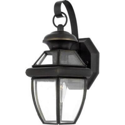 Quoizel Lighting NY8315Z Newbury - One Light Small Wall Lantern