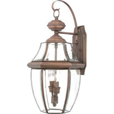 Quoizel Lighting NY8317AC Newbury - Two Light Large Wall Lantern