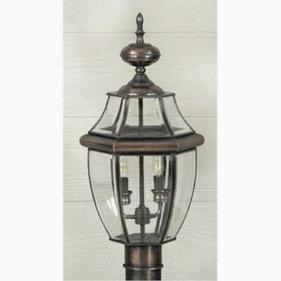 Quoizel Lighting NY9042AC Newbury - Two Light Large Post Lantern