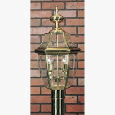 Quoizel Lighting NY9042B Newbury - Two Light Post Lantern