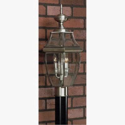 Quoizel Lighting NY9042P Newbury - Two Light Large Post Lantern
