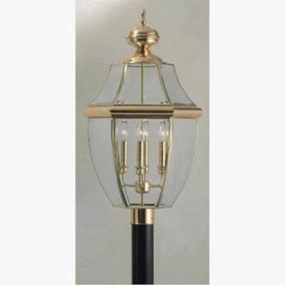 Quoizel Lighting NY9045B Newbury - Four Light Extra Large Post Lantern