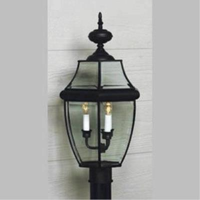 Quoizel Lighting NY9045K Newbury - Four Light Extra Large Post Lantern