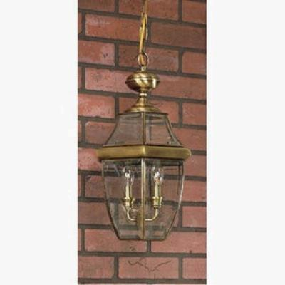 Quoizel Lighting NY1179A Newbury - Three Light Large Hanging Lantern