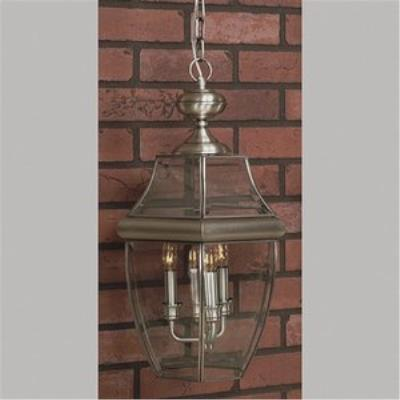 Quoizel Lighting NY1180P Newbury - Four Light Outdoor Pendant
