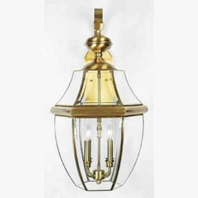 Quoizel Lighting NY8339A Newbury - Four Light Extra Large Wall Lantern