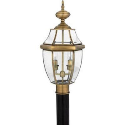 Quoizel Lighting NY9042A Newbury - Two Light Large Post Lantern