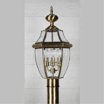 Quoizel Lighting NY9045A Newbury - Four Light Extra Large Post Lantern