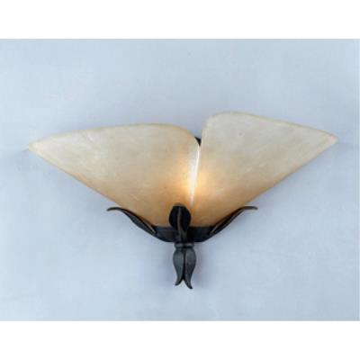 Quoizel Lighting YU8710IB Yuma - One Light Pocket Wall Sconce