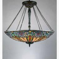Tiffany Style Lights Have Amazing Gl Detail That Give Each Fixture A Stained Look Is Just Plain Cly Usually Not Only