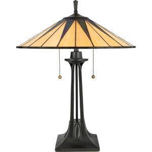 Gotham - Two Light Table Lamp