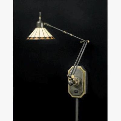 Quoizel Lighting TF8156Z Pueblo - One Light Swing Arm Wall Lamp